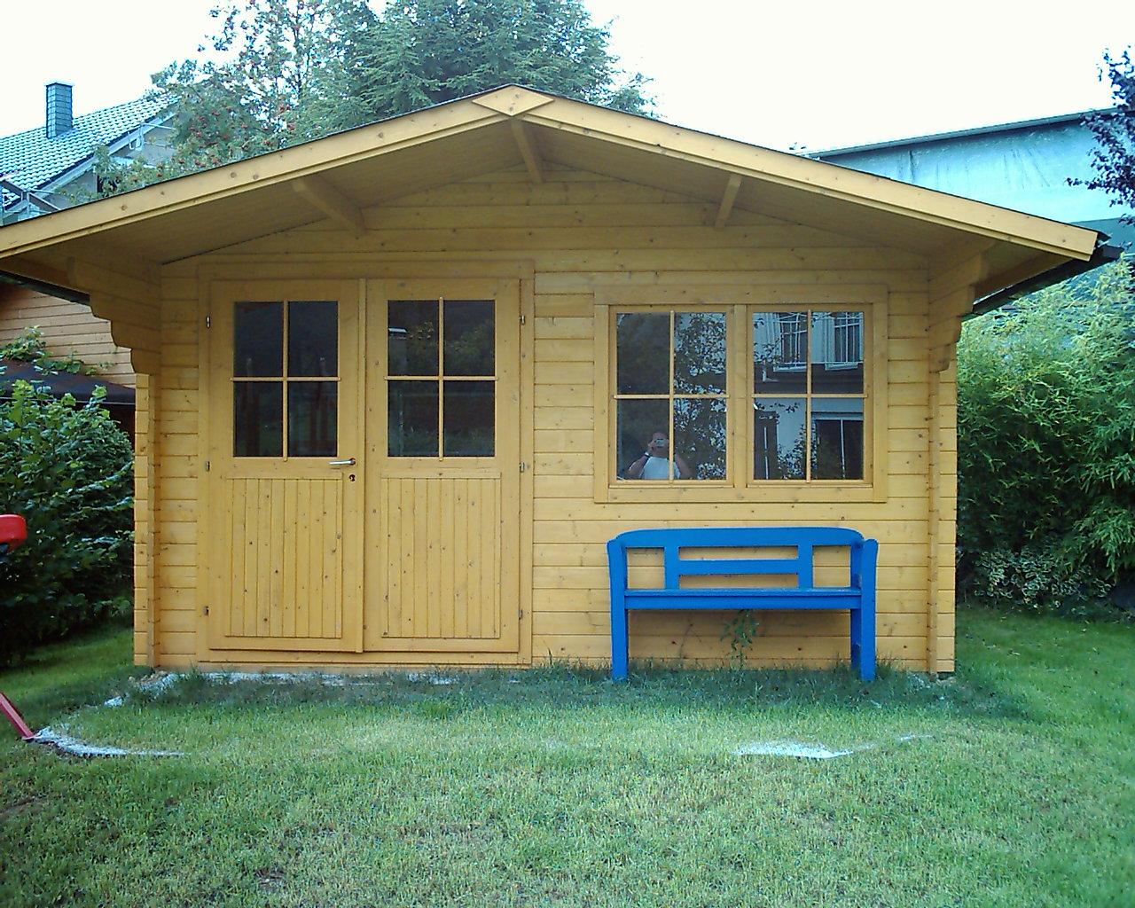 gartenhaus klasse wissenbach 34 sams gartenhaus shop. Black Bedroom Furniture Sets. Home Design Ideas
