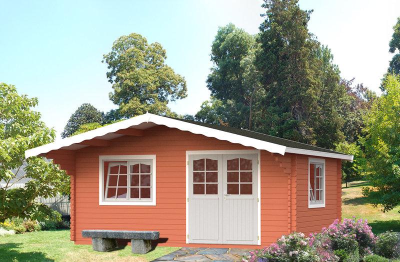 gartenhaus gestalten claudia 44 sams gartenhaus shop