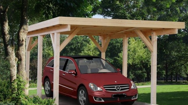 carport how to build a cheap carport