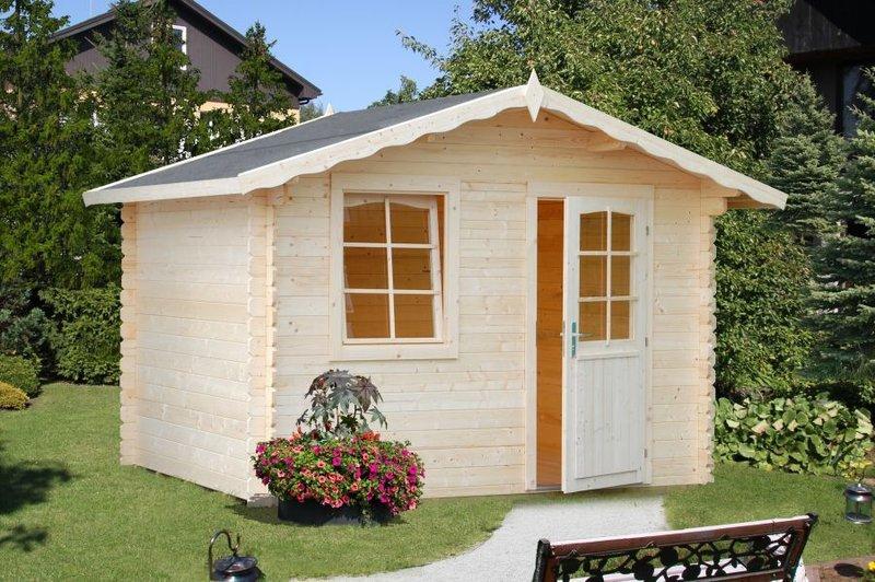 gartenhaus g nstig laurin 2 sams gartenhaus shop. Black Bedroom Furniture Sets. Home Design Ideas