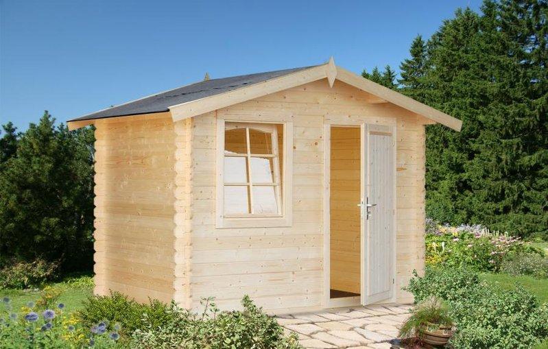 gartenhaus g nstig baden baden sams gartenhaus shop. Black Bedroom Furniture Sets. Home Design Ideas