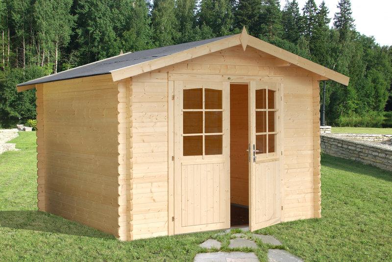 günstige gartenhütten