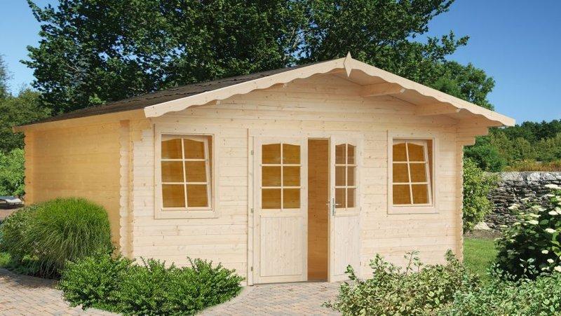 block plank house neu tting garden house wood shop. Black Bedroom Furniture Sets. Home Design Ideas
