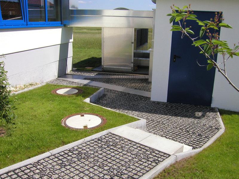 Gartenhaus Holz Ohne Fundament ~ Rasengitterstein ohne Unterbau ab 70m²  Sams Gartenhaus Shop