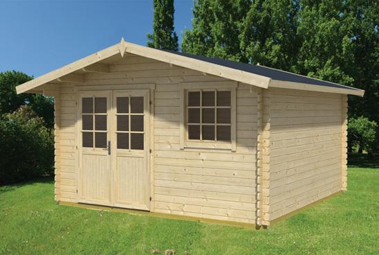 gartenhaus g nstig carolina g sams gartenhaus shop. Black Bedroom Furniture Sets. Home Design Ideas
