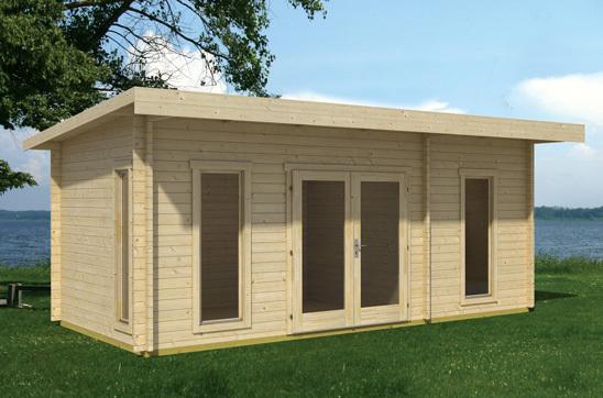 gartenhaus modern lissabon 1 sams gartenhaus shop. Black Bedroom Furniture Sets. Home Design Ideas