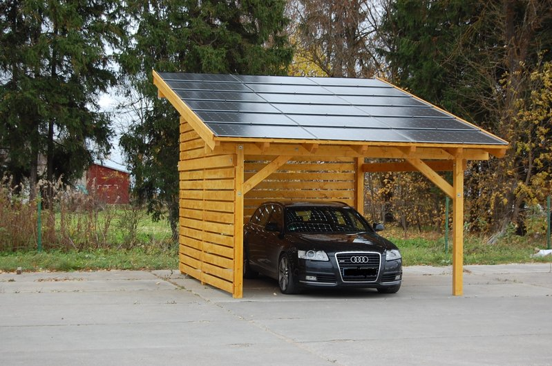 solar car ports photovoltaik carport anlage kosten sams gartenhaus shop carports aus aluminium. Black Bedroom Furniture Sets. Home Design Ideas