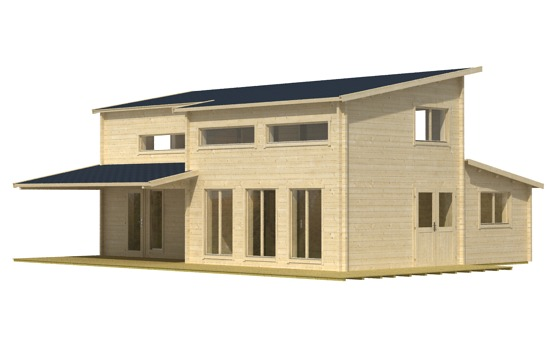 freizeit ferienhaus mariza premium sams gartenhaus shop. Black Bedroom Furniture Sets. Home Design Ideas