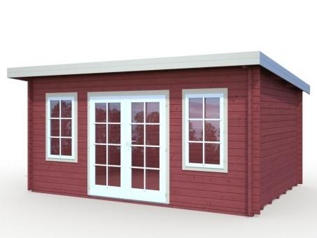 pultdach gartenhaus joana sams gartenhaus shop. Black Bedroom Furniture Sets. Home Design Ideas