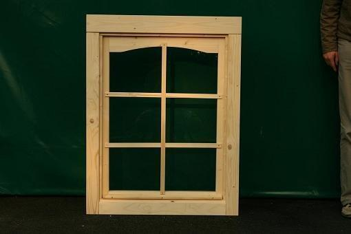 gartenhaus einzelfenster 34 sams gartenhaus shop. Black Bedroom Furniture Sets. Home Design Ideas