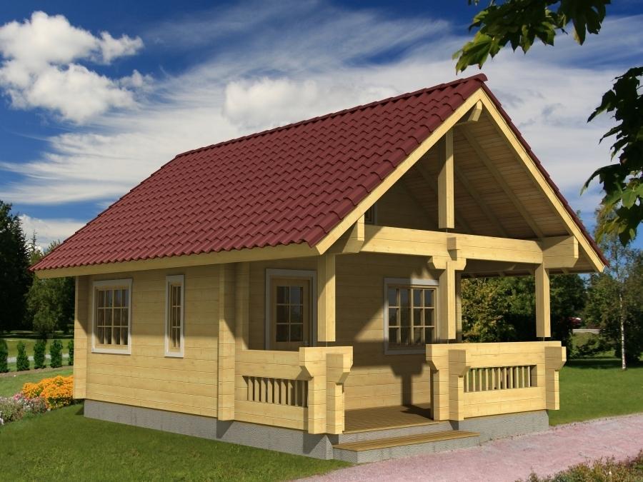 Freizeithaus ferienhaus johanna sams gartenhaus shop for Casas de madera shop