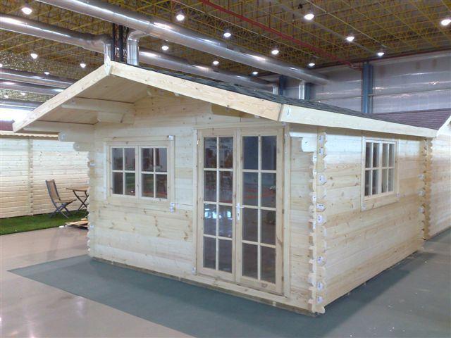 gartenhaus 44mm limburg 3x4m sams gartenhaus shop. Black Bedroom Furniture Sets. Home Design Ideas