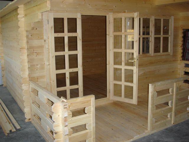 gartenhaus 34mm waldeck 4x5m sams gartenhaus shop. Black Bedroom Furniture Sets. Home Design Ideas