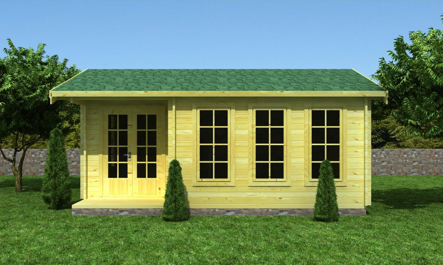 gartenhaus modell r dermark 44 sams gartenhaus shop. Black Bedroom Furniture Sets. Home Design Ideas