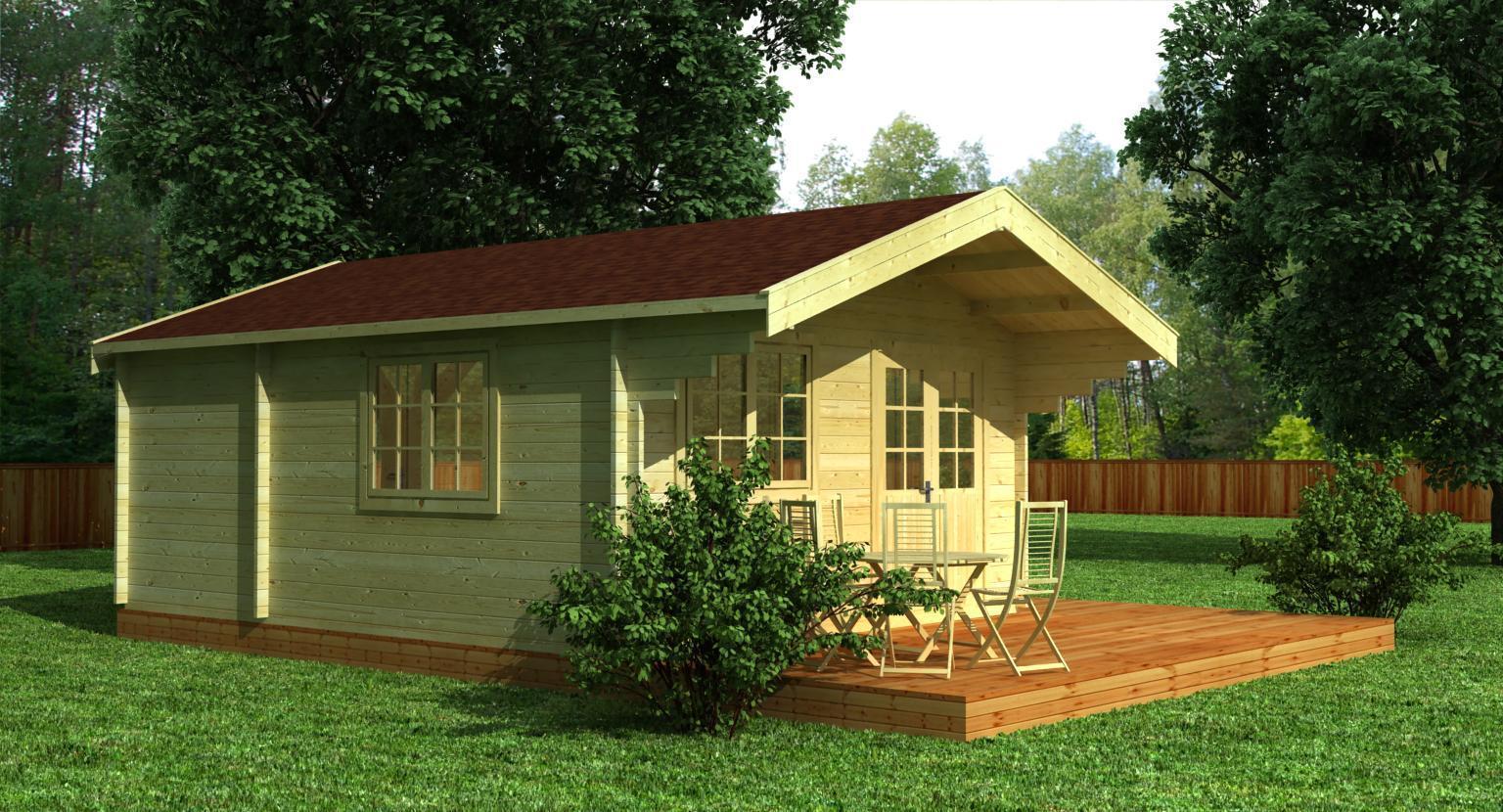 gartenhaus modell konstanz 44 sams gartenhaus shop. Black Bedroom Furniture Sets. Home Design Ideas