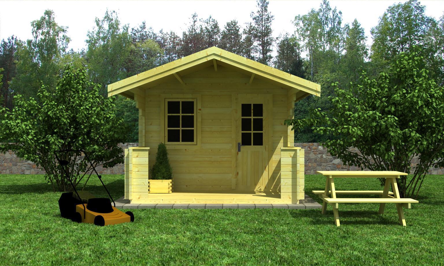 gartenhaus modell paderborn 44 sams gartenhaus shop. Black Bedroom Furniture Sets. Home Design Ideas