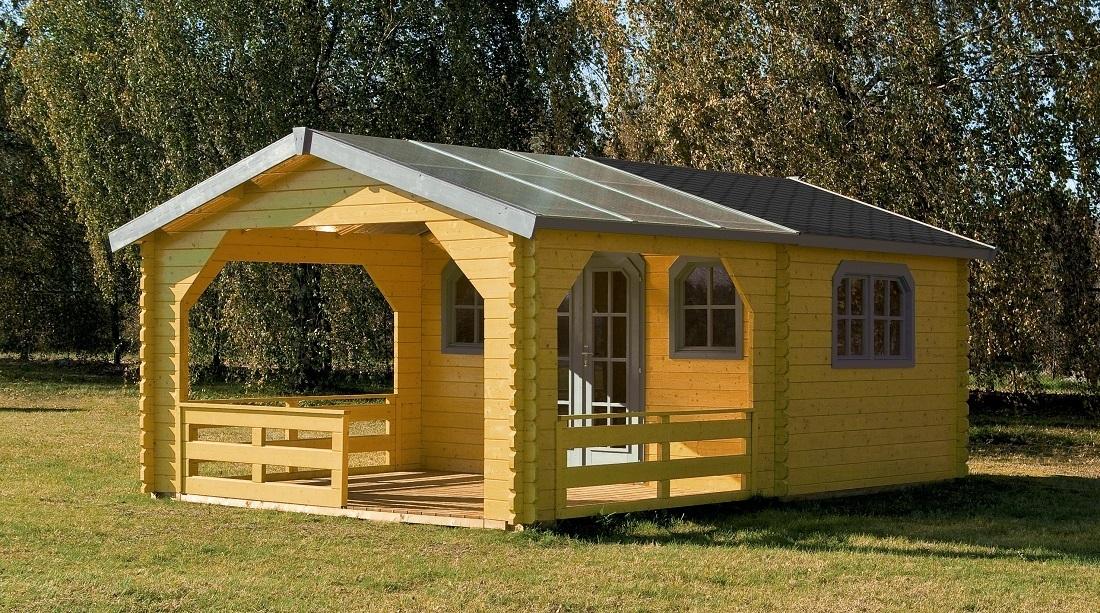 blockbohlenhaus freizeithaus online sams gartenhaus shop. Black Bedroom Furniture Sets. Home Design Ideas