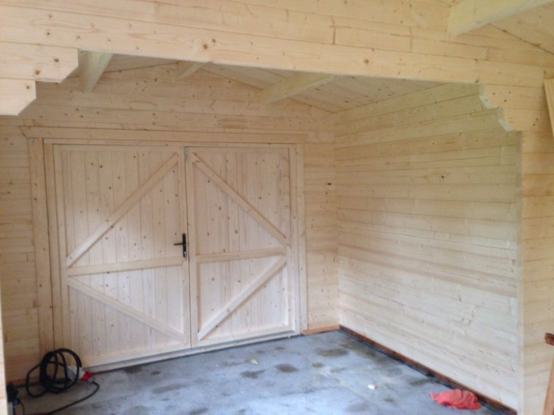 gartenhaus holz shop affordable woodfeeling karibu holz. Black Bedroom Furniture Sets. Home Design Ideas