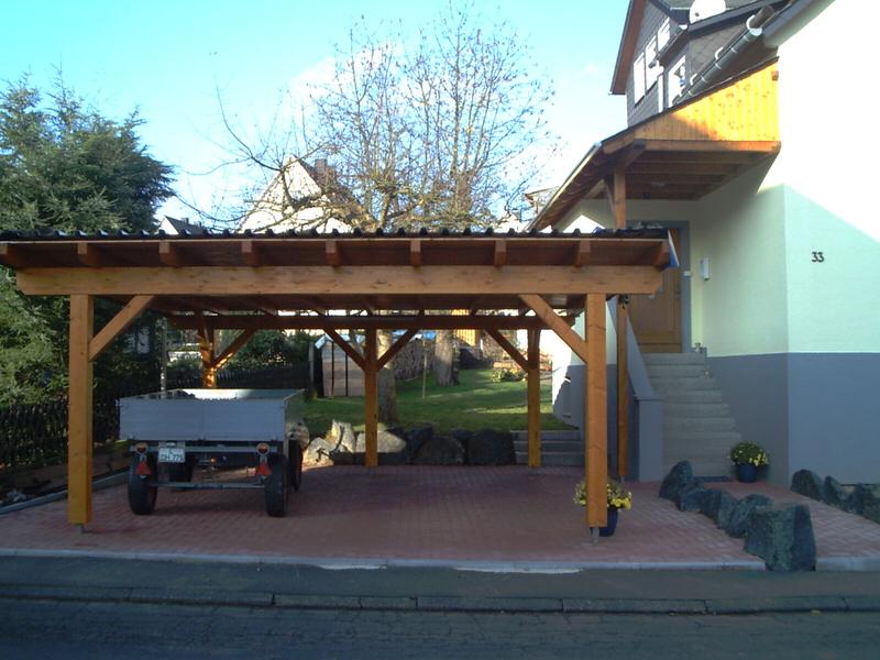 Metal carport garage doors