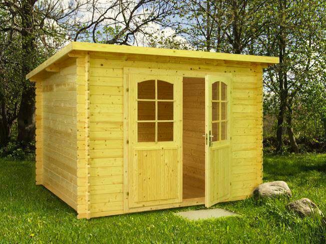 gartenhaus g nstig max sams gartenhaus shop. Black Bedroom Furniture Sets. Home Design Ideas