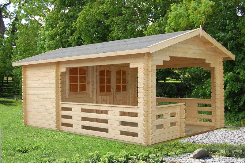 Gartenhaus Vordach Winterberg 44mm   Sams Gartenhaus Shop