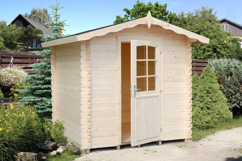 Garden shed sale model Velten   Garden House wood Shop