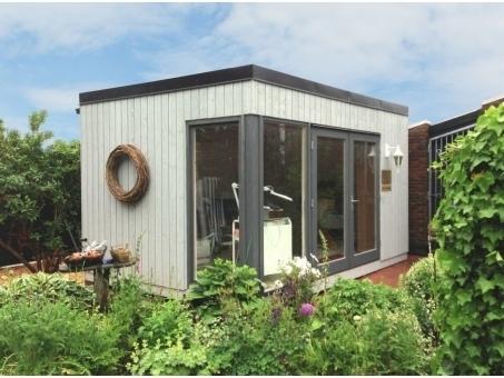 Wintergarten Haus Modern Pieter - Sams Gartenhaus Shop