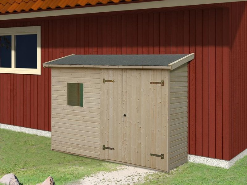Gerätehaus günstig Marga - Sams Gartenhaus Shop