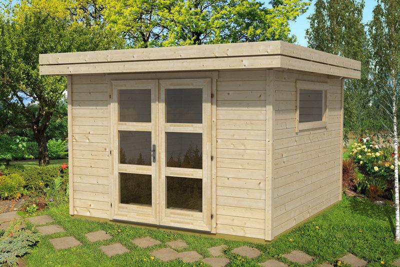 gartenhaus modern susten 6 sams gartenhaus shop. Black Bedroom Furniture Sets. Home Design Ideas
