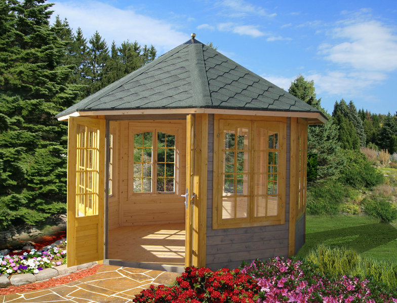 Returns   Garden House   Pavillon   Garden House wood Shop