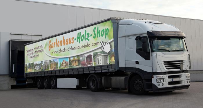 Sams l Holz l Gartenhaus   Shop   Versand /Zahlungsmethode